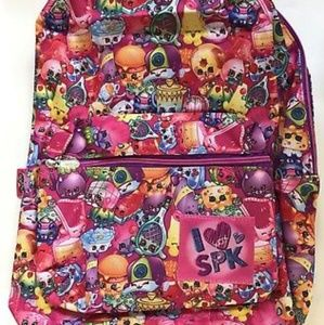 "Other - Shopkins 16"" backpack"